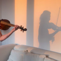 Luisa Höfs, Violine