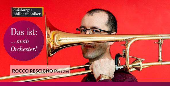 Das ist: … mein Orchester! Rocco Rescigno
