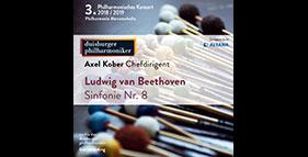 Ludwig van Beethoven: Sinfonie Nr. 8