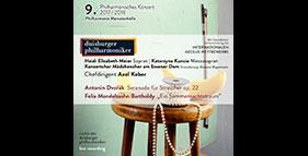 Antonín Dvořák: Serenade für Streichorchester E-Dur op. 22