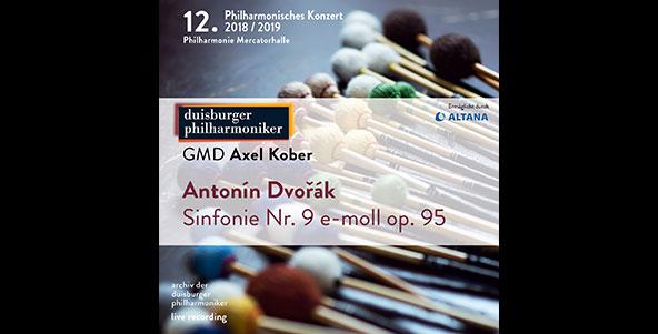 Antonín Dvořák: Sinfonie Nr. 9 e-moll op. 95