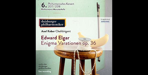 Edward Elgar: Enigma-Variationen op. 36