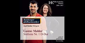 Gustav Mahler: Sinfonie Nr. 1 D-Dur