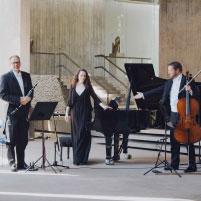Beethovens Trio B-Dur op. 11 Gassenhauer-Trio, gespielt von Reinhard, Pardall und Tallec