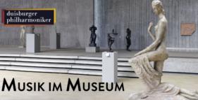 Virtuelle Konzerte im Lehmbruck Museum