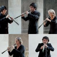 Benjamin Britten Sechs Metamorphosen nach Ovid für Oboe solo, gespielt von Kirsten Kadereit-Weschta, Kenta Urawaki, Toshiyuki Hosogaya, Imke Alers und Mikhail Zhuravlev