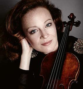 Carolin Widmann Violine · Foto: Lennard Rühle