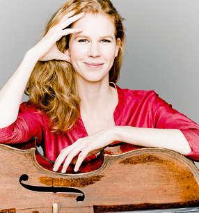 Harriet Krijgh Violoncello · Foto: Marco Borggreve