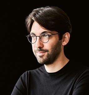 Daniel Cohen Dirigent · Foto: Kaupo Kikkas