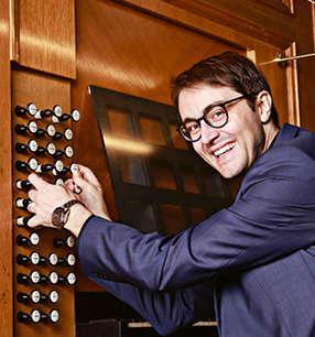 Christian Schmitt Orgel · Foto: Uwe Arens
