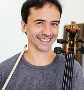 Jean-Guihen Queyras Violoncello