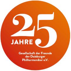 25 Jahre Gesellschaft der Freunde!