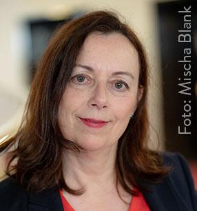 Annette Keuchel, Koordination Konzertpädagogik · Foto: Mischa Blank