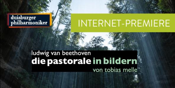 Internet-Premiere der PASTORALE IN BILDERN am 5. Juni