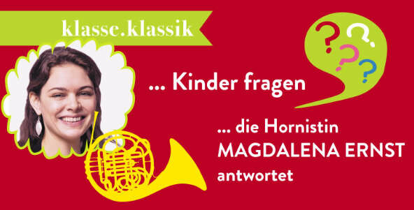 Kinder fragen – die Duisburger Philharmoniker antworten!