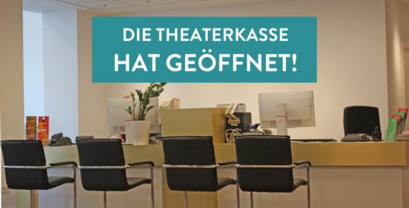 Die Theaterkasse Duisburg hat geöffnet!