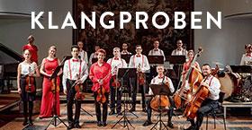 Klangproben: Kostproben aus bevorstehenden Konzerten und Live-Mitschnitte