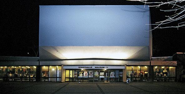 1. Serenadenkonzert in der Stadthalle Walsum