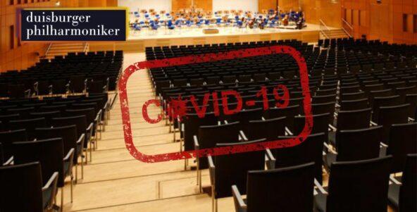 Keine Konzerte vom 2. bis zum 30. November