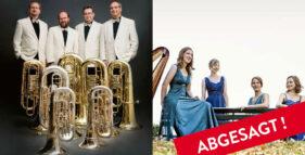 Melton Tuba Quartett– Harfenquartett Arparlando