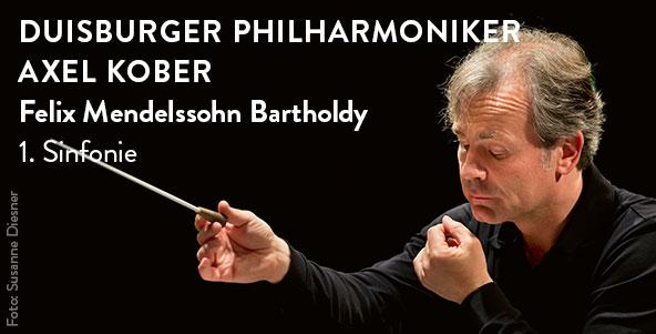 Mendelssohn Bartholdy: 1.Sinfonie