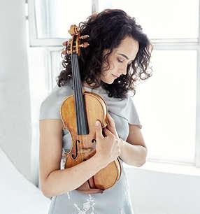 Alena Baeva Violine · Foto: Vladimir Shirokov