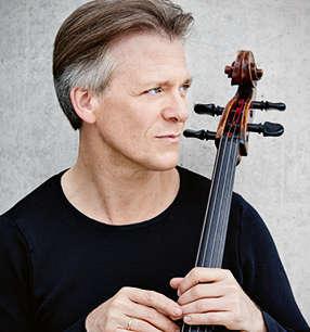 Alban Gerhardt Violoncello · Foto: Kaupo Kikkas