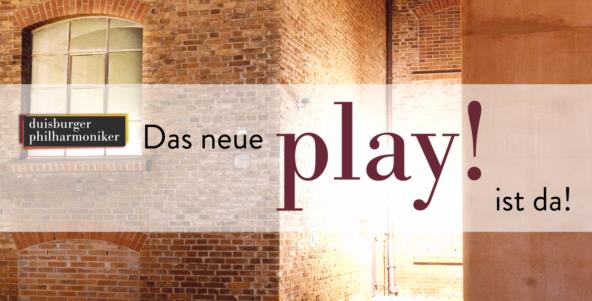 Das neue play! ist da!