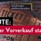 Tickets: Der Vorverkauf startet heute!