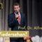 Verabschiedung von unserem Intendanten Prof. Dr. Alfred Wendel
