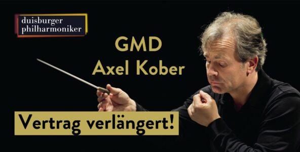 Axel Kobers Vertrag wurde verlängert!