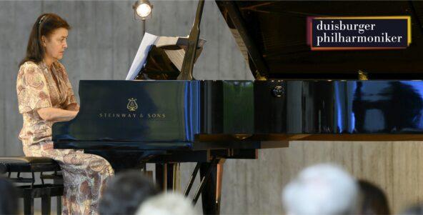 Das Wohltemperierte Klavier im Lehmbruck Museum