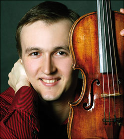 Nikita Boriso Glebsky, Violine