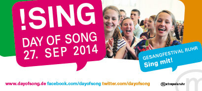 !SING Day of Song 2014