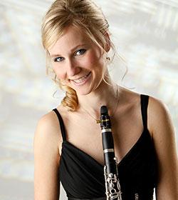 Lena Veltkamp Klarinette