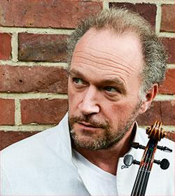 Kolja Blacher Violine Foto: Bernd Bühmann