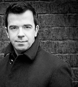 Rory Macdonald DirigentFoto: Benjamin Ealovega