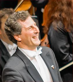 Giordano Bellincampi Dirigent Foto: Marc Zimmermann