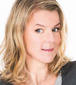 Mirja Boes Sprecherin