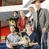 Bläser der Duisburger Philharmoniker